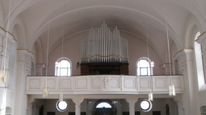 Albert-Keates-Orgel